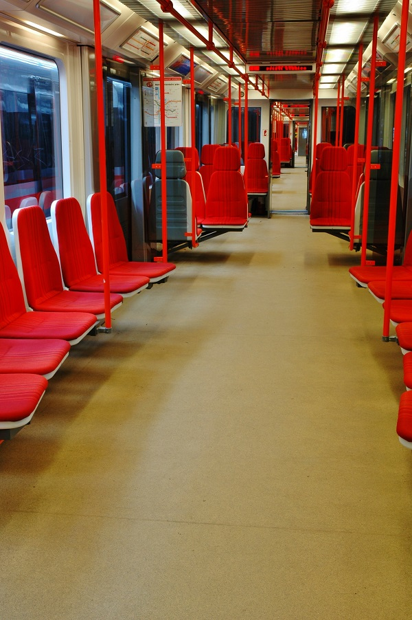 Soupravy pražského metra (foto: ANVI TRADE)