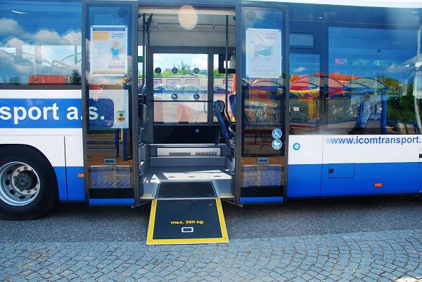 DNY S ICOM transport 2017 ve Slaném. (foto: Zdeněk Nesveda)