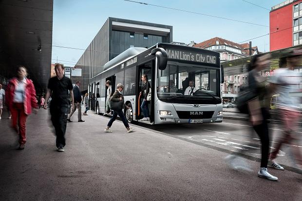 Od října 2017 vyhovují všechny nové autobusy MAN Lion's City zvýšeným požadavkům na pevnost nástavby při převrácení (foto: MAN)