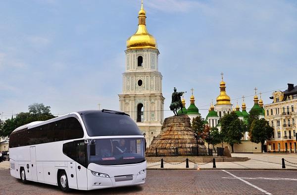 NEOPLAN Cityliner ve službě jako VIP-Shuttle během Eurovision Song Contest 2017 (foto: MAN)