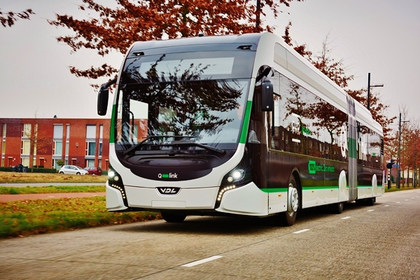 VDL Citeas SLFA Electric v provedení BRT (Bus Rapid Transit)