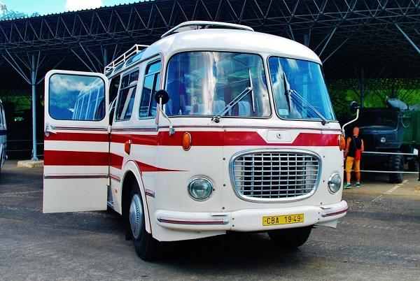 Škoda 706 RTO Lux - GW JIHOTRANS (foto: Zdeněk Nesveda)
