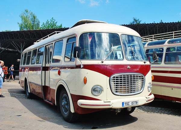 Škoda 706 RTO KAR - Jiří Kopecký (foto: Zdeněk Nesveda)