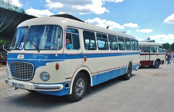 Škoda 706 RTO KAR - Miloslav Zelinka (foto: Zdeněk Nesveda)