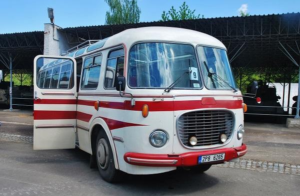 Škoda 706 RTO Lux - Josef Adamec (foto: Zdeněk Nesveda)