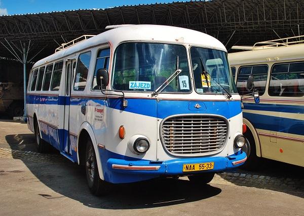 Škoda 706 RTO KAR - P Transport, Radim Prokopec (foto: Zdeněk Nesveda)