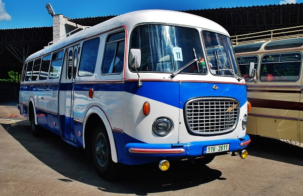 Škoda 706 RTO KAR - Vladimír Jandus (foto: Zdeněk Nesveda)