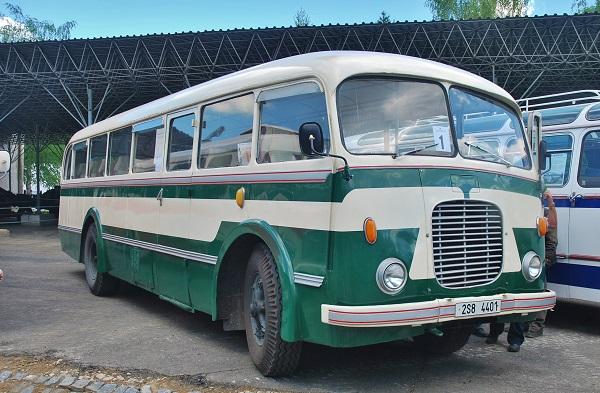 Škoda 706 RO Lux - Miroslav Rott (foto: Zdeněk Nesveda)
