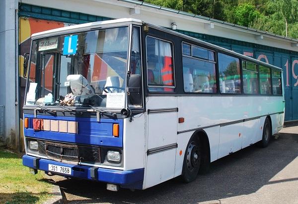 Karosa LC 735 (foto: Zdeněk Nesveda)