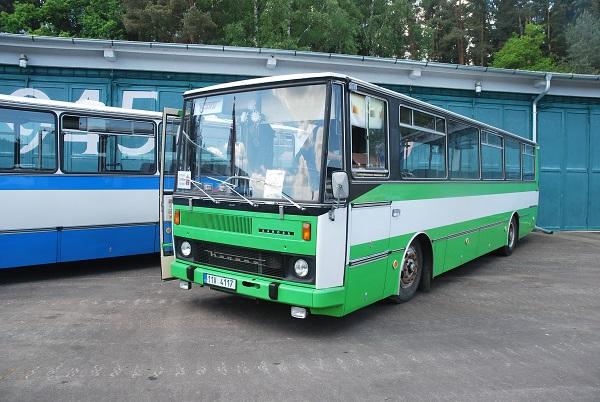 Karosa C 734 Martin Hrabal (foto: Zdeněk Nesveda
