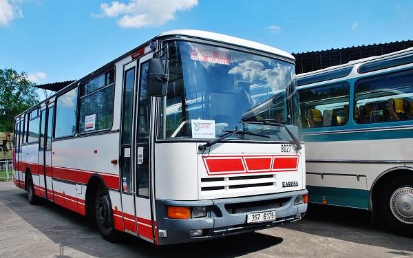 Karosa 934 (foto Zdeněk Nesveda)