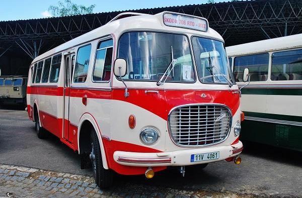 Škoda 706 RTO MTZ - Martin Uher (foto Zdeněk Nesveda)