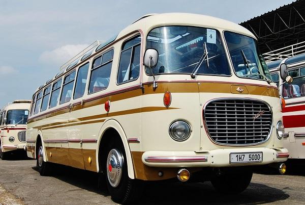 18. sraz členů Klubu českých historických autobusů (KČHA - RTO Klub) a jejich autobusy se uskuteční již tuto sobotu 27. května (foto: Zdeněk Nesveda)