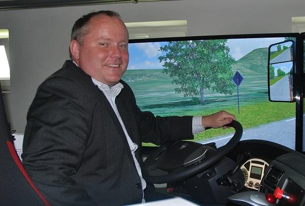 Ing. Zdeněk Abrahám, předseda představenstva a výkonný ředitel společnosti PROBO BUS a.s.