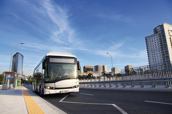 Midibusy Solaris Urbino 8,9 electric (foto: Solaris)