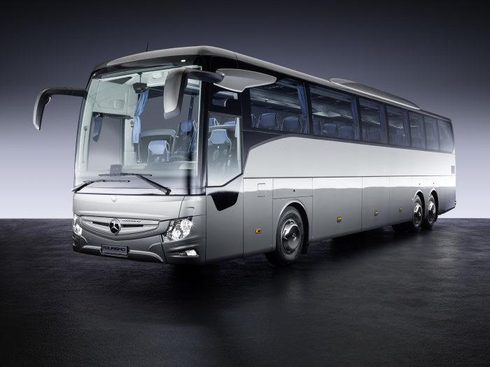 větová premiéra Mercedes-Benz Tourismo RHD (foto: Daimler)