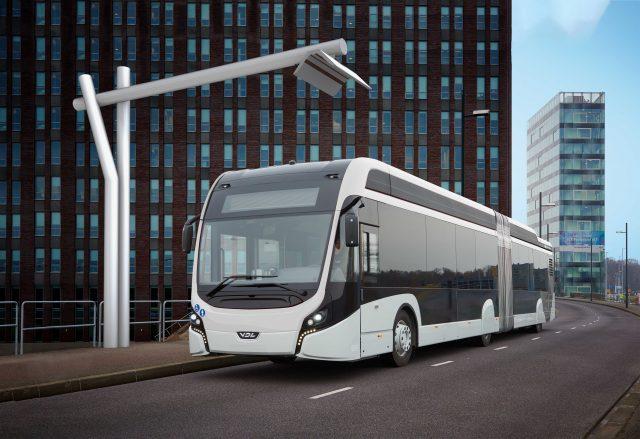 VDL Citea SLFA-180 Electric (foto: VDL)