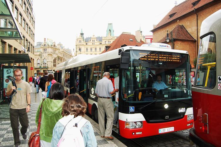 Dopravní portál Pražské integrované dopravy má od poloviny července novou adresu (ilustrační foto: Zdeněk Nesveda)