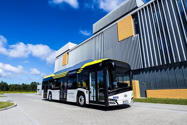Solaris Urbino 12 Electric (foto: Solaris)