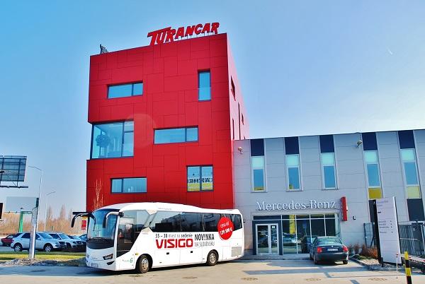 ISUZU VISIGO v servisním centru TURANCAR v Nitře (foto: Zdeněk Nesveda)