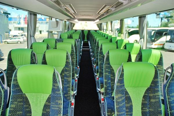 Setra S 515 HD ComfortClass, předváděcí vůz společnosti EvoBus Česká republika (foto: Zdeněk Nesveda