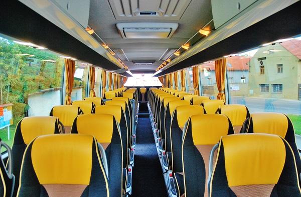 Setra S 517 HD ComfortClass 2017, předváděcí autobus společnosti EvoBus Česká republika (foto: Zdeněk Nesveda)