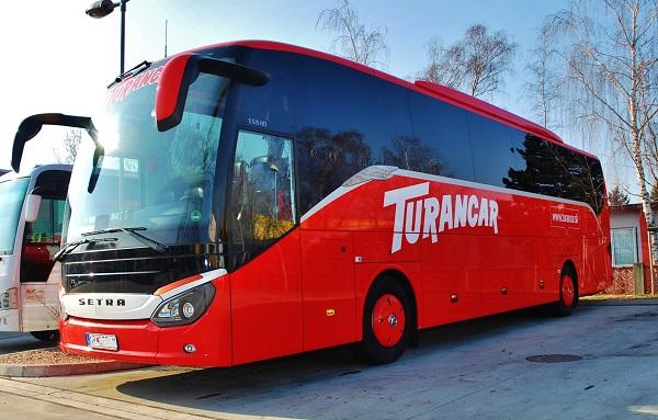Nejnovější přírůstek ve společnosti TURANCAR Setra 516 HD ComfortClass (foto: Zdeněk Nesveda)