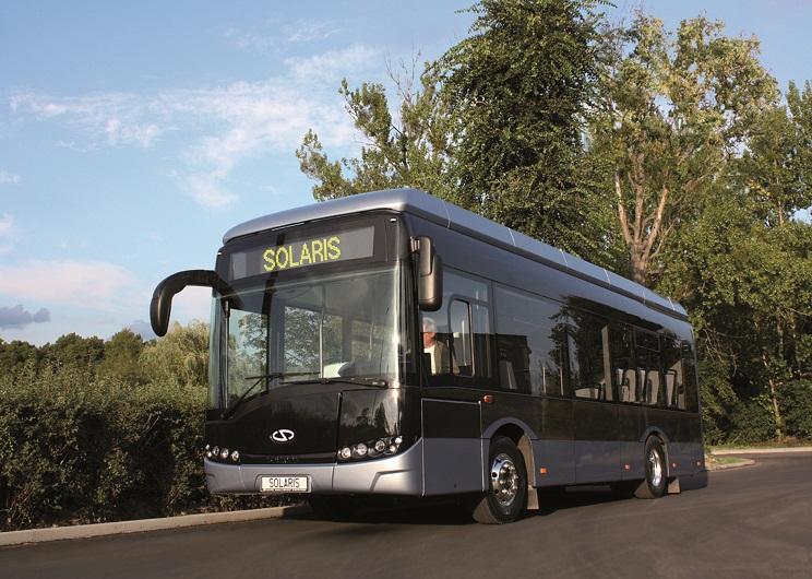 Midibusy Solaris Urbino 8,9 electric mají standardně kapacitu 21 až 29 sedících cestujících (foto: Solaris)