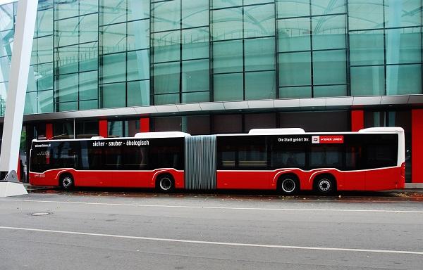 Mercedes - Benz Citaro pro Wiener Linien (foto: Zdeněk Nesveda)
