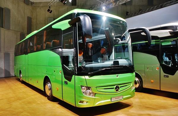 Mercedes - Benz Tourismo RHD 2017 (foto: Zdeněk Nesveda)