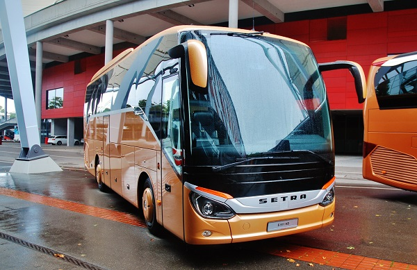 Setra S 511 HD ComfortClass (foto: Zdeněk Nesveda)