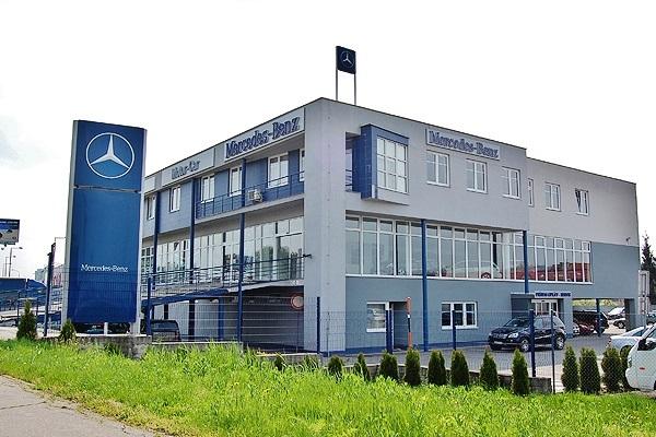 Motor-Car Nitra – Autorizovaný predaj a servis vozidiel Mercedes-Benz