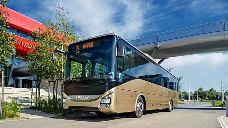 Iveco Crossway Low Entry (ilustrační foto: Iveco Bus)