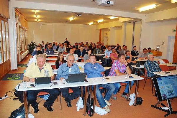Konference Efektivní elektromobilita v organizacích II (foto: Zdeněk Nesveda)