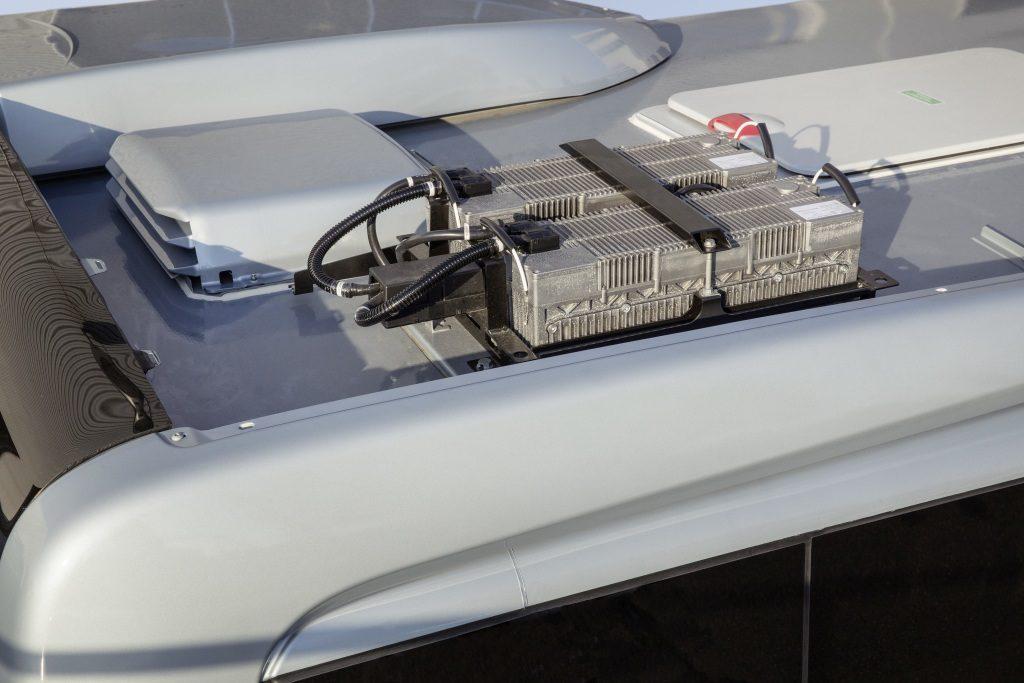Příchod Citara hybrid otevírá pro Mercedes-Benz zcela novou kapitolu pohonů městských autobusů (foto: Daimler Buses )