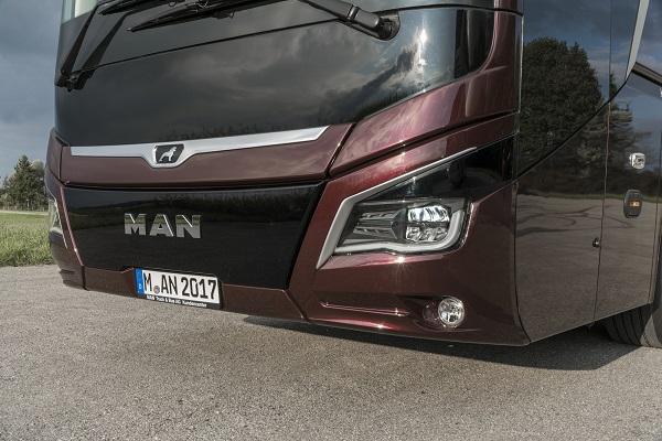 Největší hvězdou na stánku bude nový MAN Lion's Coach (foto: MAN Truck & Bus)