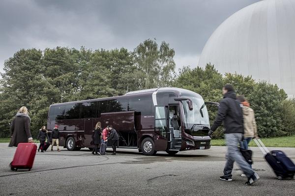 Největší hvězdou na stánku bude nový MAN Lion's Coach (foto: MAN Truck & Bus