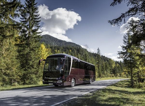 Největší hvězdou na stánku bude nový MAN Lion's Coach (foto: MAN Truck & Bus )