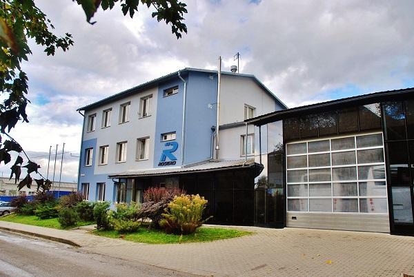Administrativní budova společnosti ROŠERO ve Spišské Nové Vsi (foto: Zdeněk Nesveda)