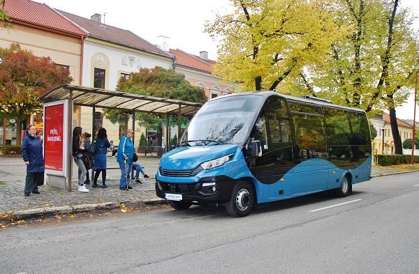 Elektrobus ROŠEO (foto: foto: Zdeněk Nesveda)