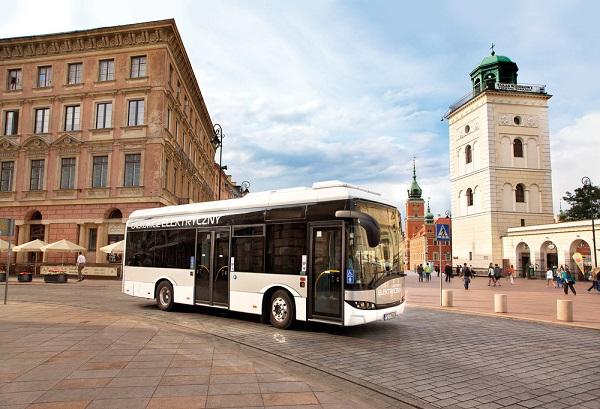 Solaris Urbino 8,9 LE electric pro město Stalowa Wola (Solaris Bus & Coach)