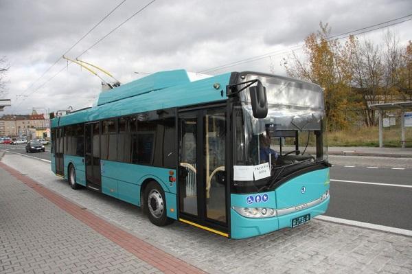 Škoda Electric dodá do Rumunska celkem čtrnáct vozidel typu Škoda 26Tr (foto: Škoda)