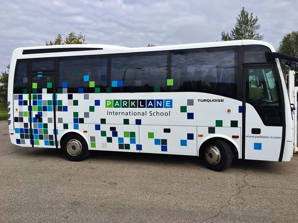 Školní autobus ISUZU Turquoise (foto: Turancar cz)
