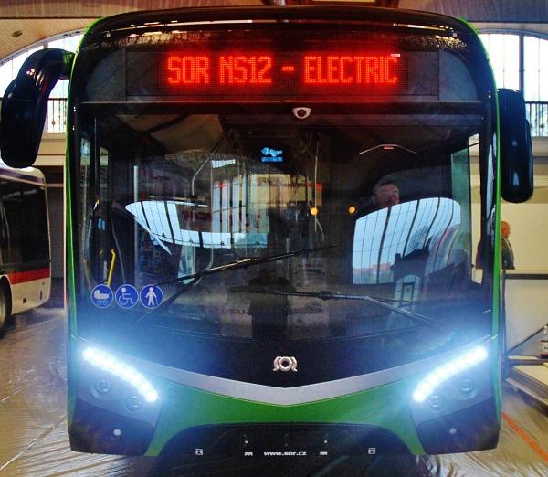 """Trh elektrických autobusů prožívá """"velký třesk"""" (foto: Zdeněk Nesveda)"""