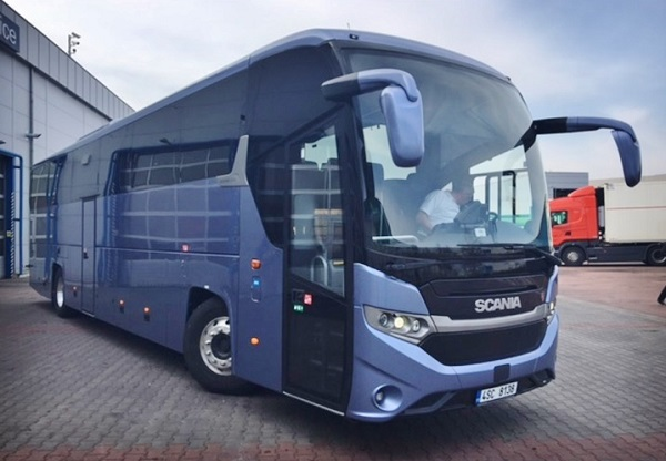 Scania Interlink HD (foto: Scania)