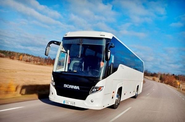 Scania Touring HD (foto: Scania)