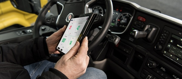 Tachografové služby a Scania Fleet Management získaly cenu German Telematics 2018 (foto: Scania)