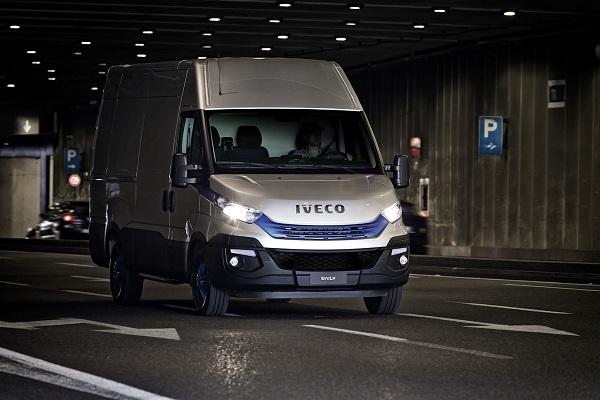 Nová řada IVECO Daily Blue Power (foto: IVECO)