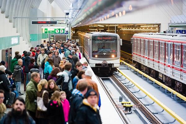 Prodloužený úsek linky A vedoucí ze stanice Dejvická do stanice Nemocnice Motol (ilustrační foto: DPP)