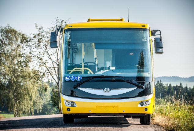 Elekktrobus SOR EBB 11 (ilustrační foto: SOR)